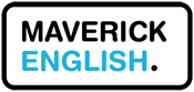 Maverick English Logo